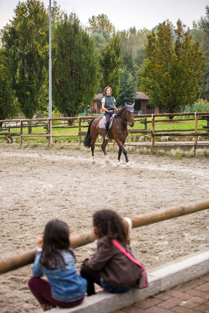 il maneggio como agriturismo la cavallina